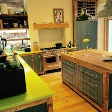 kitchen islands with breakfast bar solid timber kitchen island breakfast bar in stocksbridge south