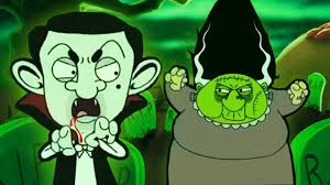 cartoon halloween picture ᴴᴰ mr bean halloween specials best new spooky 2016 cartoon