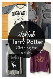 hogwarts alumni sweater stylish harry potter clothing for adults harry potter clothing