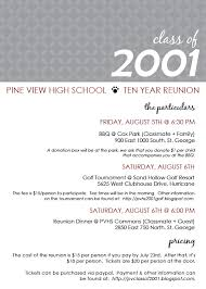 50th high school class reunion invitation class reunion ideas class reunion invitation templates image