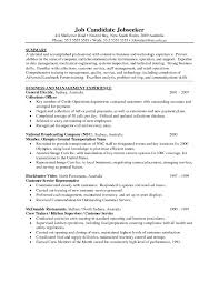 Best Australian Resume Examples by Free Resume Templates General Template Rig Manager Sample In 79
