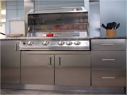 custom metal kitchen cabinets stainless steel kitchen cabinets contemporary 8 remodel jsmentors