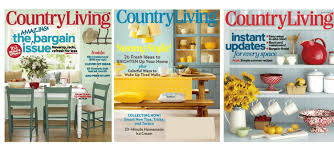 country living subscription country living magazine subscription discount