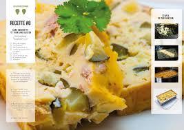 cuisine bio saine recette n 8 cake courgette et thon sans gluten une recette de