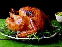Turkey Basting Recipes Thanksgiving Tom Colicchio U0027s Herb Butter Turkey From U0027the Epicurious Cookbook