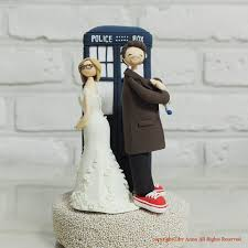 dr who wedding cake topper doctor who wedding cake topper decoration gift keepsake