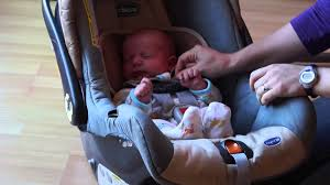 Chair For Baby To Sit Up Putting A Newborn In A Car Seat Youtube