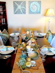 coastal centerpieces coastal table centerpieces christmas ideas beutiful home
