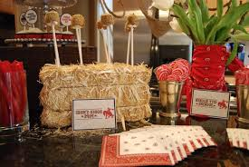 Western Theme Party Decorations to pin on Pinterest