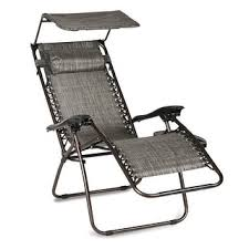 Zero Gravity Lounge Chair With Sunshade Oversized Zero Gravity Sunshade Chair With Drink Tray Set Of 2