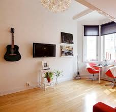 Square Meter Apartment Of 21 Square Meter Can Be Cozy Here Is The One In Red