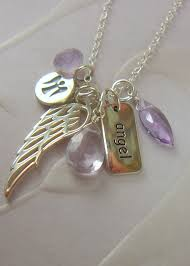 baby remembrance jewelry angel wing memory jewelry remembrance jewelry mourning