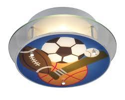 Sports Light Fixtures Sports Ceiling Light Fixture By Elk Lighting Rosenberryrooms
