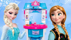 frozen kitchen toy smoby toy cutting food frozen mini