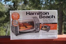 Easy Clean Toaster Easy S U0027more Peeps With Hamilton Beach Easy Reach 4 Slice Toaster