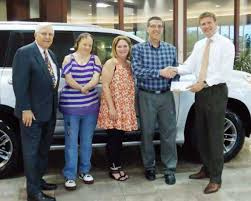 park place lexus events metro lexus in brook park donates to program for burned children