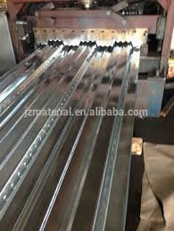 metal floor decking sheet yx76 200 600 composite decking