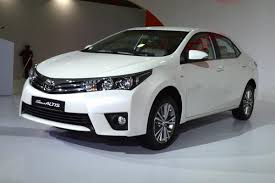 cost of toyota corolla in india toyota corolla altis versus rivals price comparison autocar