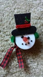 tea light snowman ornaments snowman carrots and ornament