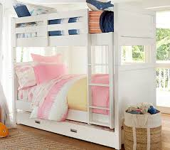 pottery barn emery bunk bed 1599 each 399 trundle 20 off sale