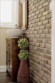 interior brick veneer flooring thin brick veneer living room with