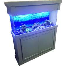 r j enterprises fusion 50 gallon aquarium tank and cabinet r j enterprises modern birch fish tank stand series