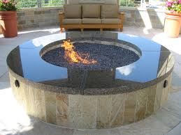 Fire Pit Kits by Fire Pit Inserts Fire Pit Insert In Marble Fire Pit