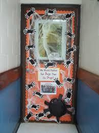 halloween door decorating contest winners