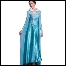 Frozen Halloween Costumes Adults Princess Elsa Costume Diy Elsa Cosplay U0026 Frozen Halloween Costumes