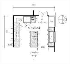 Kitchen House Plans Small Kitchen Floor Plan Ideas Best Products Inoochi