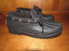 womens sperry duck boots size 11 sperry duck shoes ebay