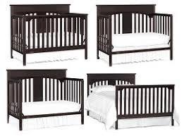 Convertible Cribs Graco Signature Convertible Crib Espresso Graco