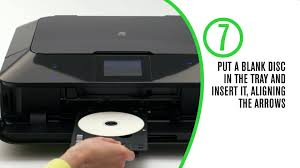 blank piece of paper to write on the computer canon how to print directly onto a cd dvd from my pc youtube