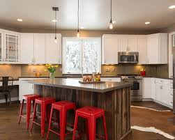 Kitchen Island Made From Reclaimed Wood Made Reclaimed Barnwood Kitchen Island By Wmww Custommade