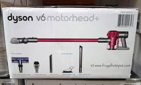 black friday deals on dyson vacuums costco sale dyson v6 motorhead cordless vacuum 289 99 frugal