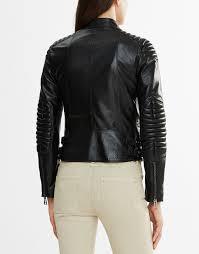 biker jacket vest biker jacket for women belstaff official us site