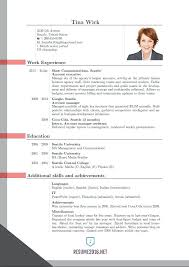 sample resumes 2014 sample of updated resume updated resume format updated structure