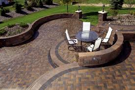 Patio Designs Using Pavers by Exterior Archives House Design And Planning