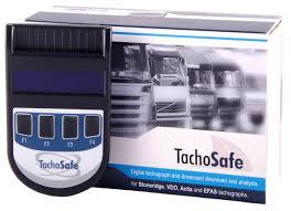 tachosafe digital tachograph software and card reader