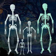 compare prices on halloween skeleton decorations online shopping