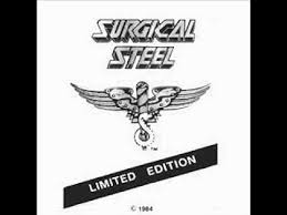 surgical steel band surgical steel demo 1984 smooth and fast featuring rob half