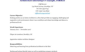 Sample Resume For Ojt Architecture by Resume Architecture Resume Praiseworthy Architect Resume