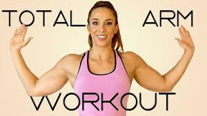 how to lose arm fat 20 minute tone arms u0026 abs workout challenge