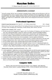 Examples Of Resume Profile Statements by Resume Profiles Resume Characterworld Co