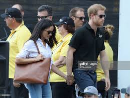 meghan markle toronto prince harry and meghan markle u0027s first official outing photo album