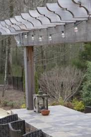 How To Hang Patio Lights How To Plan And Hang Patio Lights Patio String Lights Globe