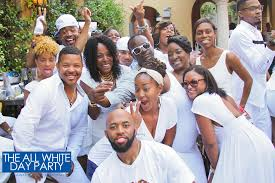 all white party recap labor day all white party 2014