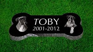 dog grave markers 21 great dog grave markers the best pets products