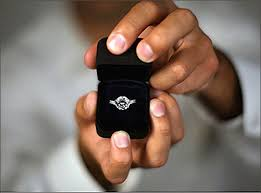 wedding ring in a box the essential checklist for buying a diamond engagement ring