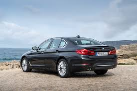 cars bmw 2017 bmw 5 series saloon review 2017 parkers
